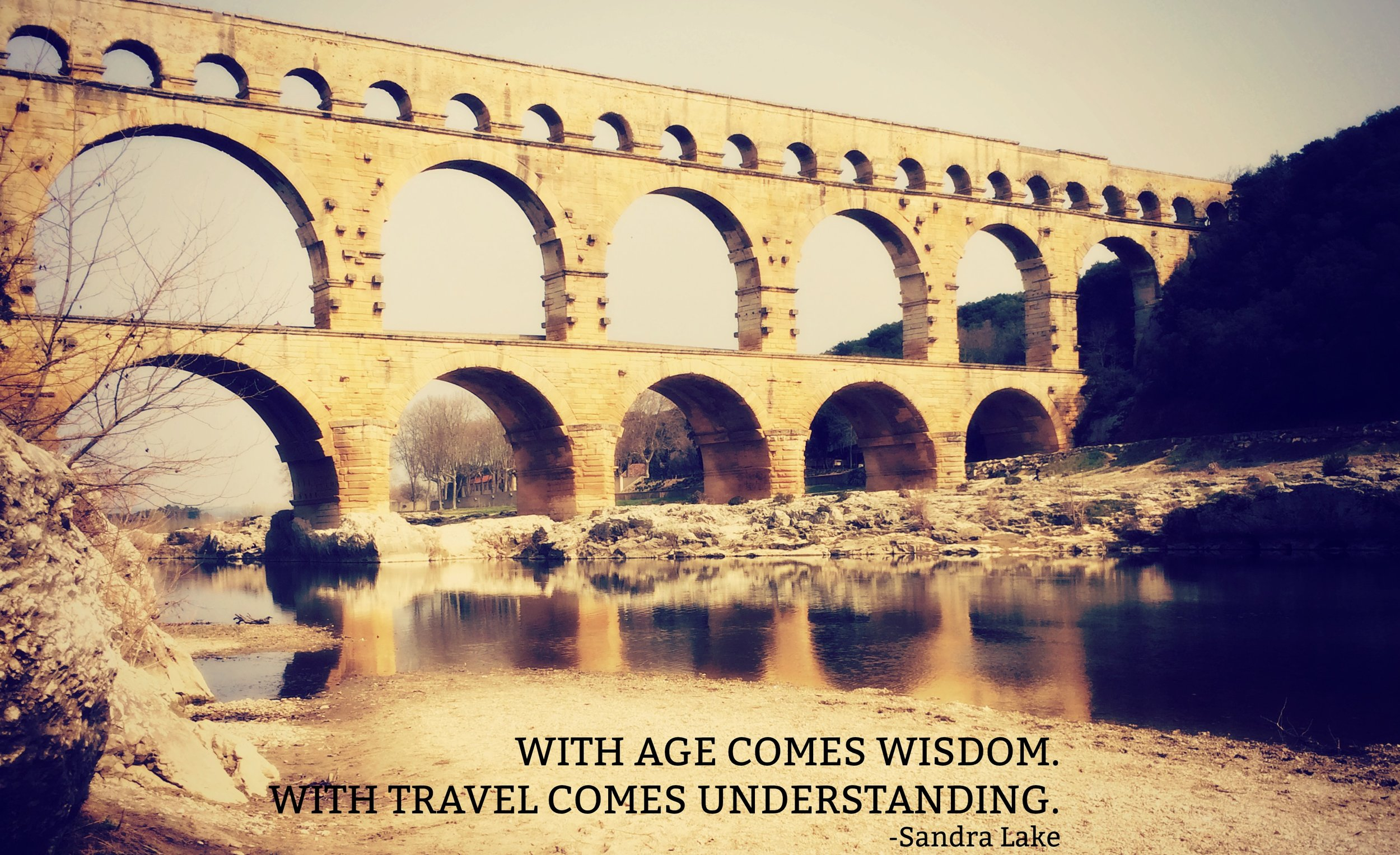 Vers-Pont-du-Gard, Southern France - Photo By: Anomilee