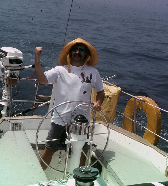 Summers in Cape Cod Ma--Winters on Hilton Head Island SC--    Our Bristol 38