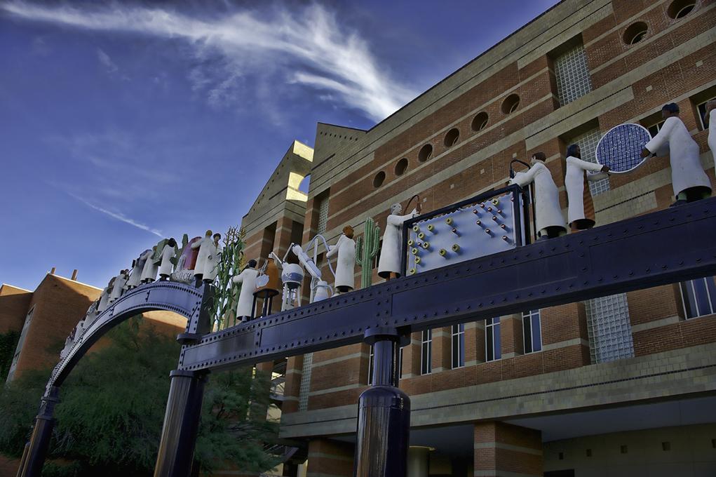University of Arizona, Tuscon.