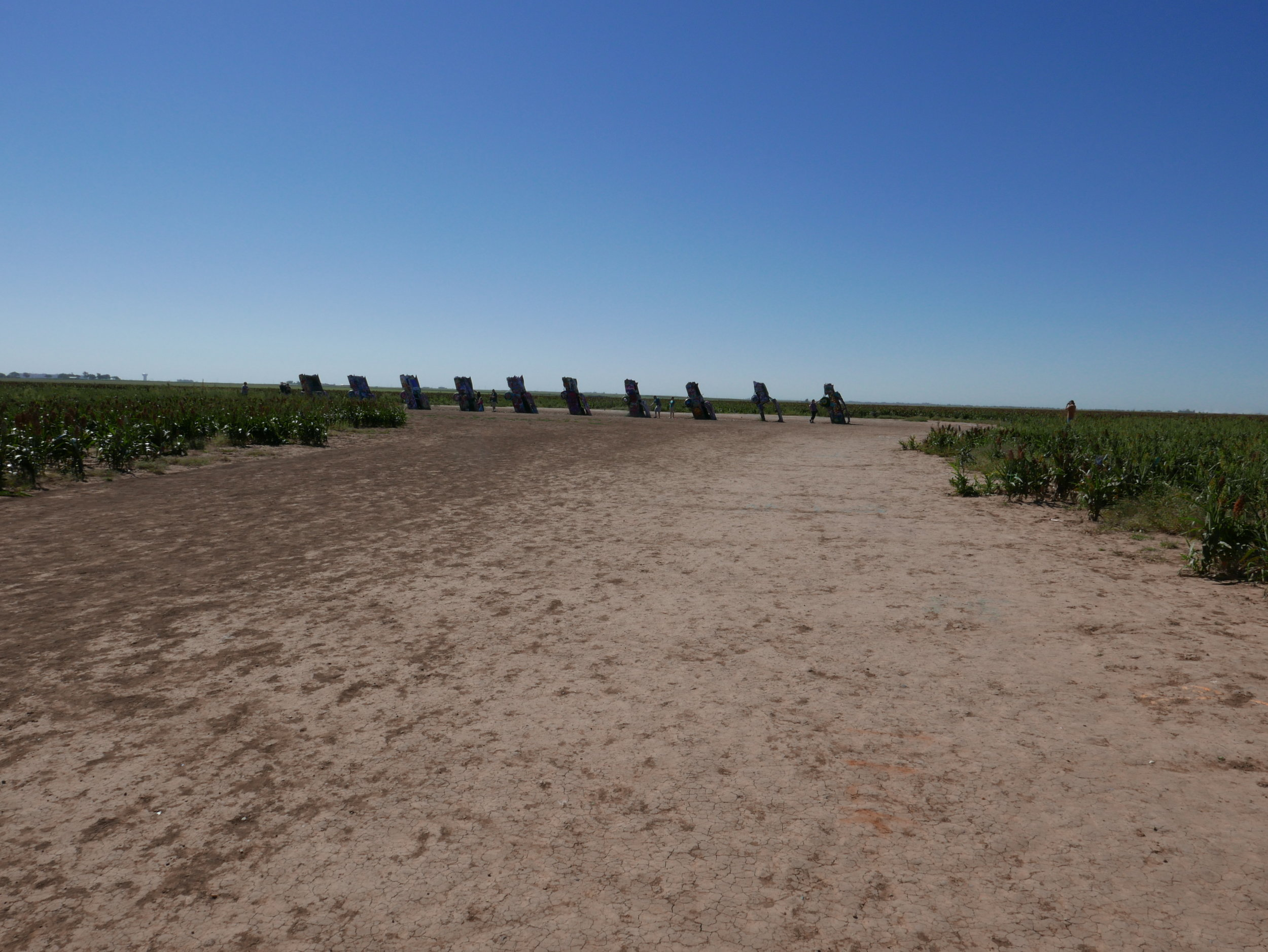 Amirillo Texas-- Cadillac Ranch