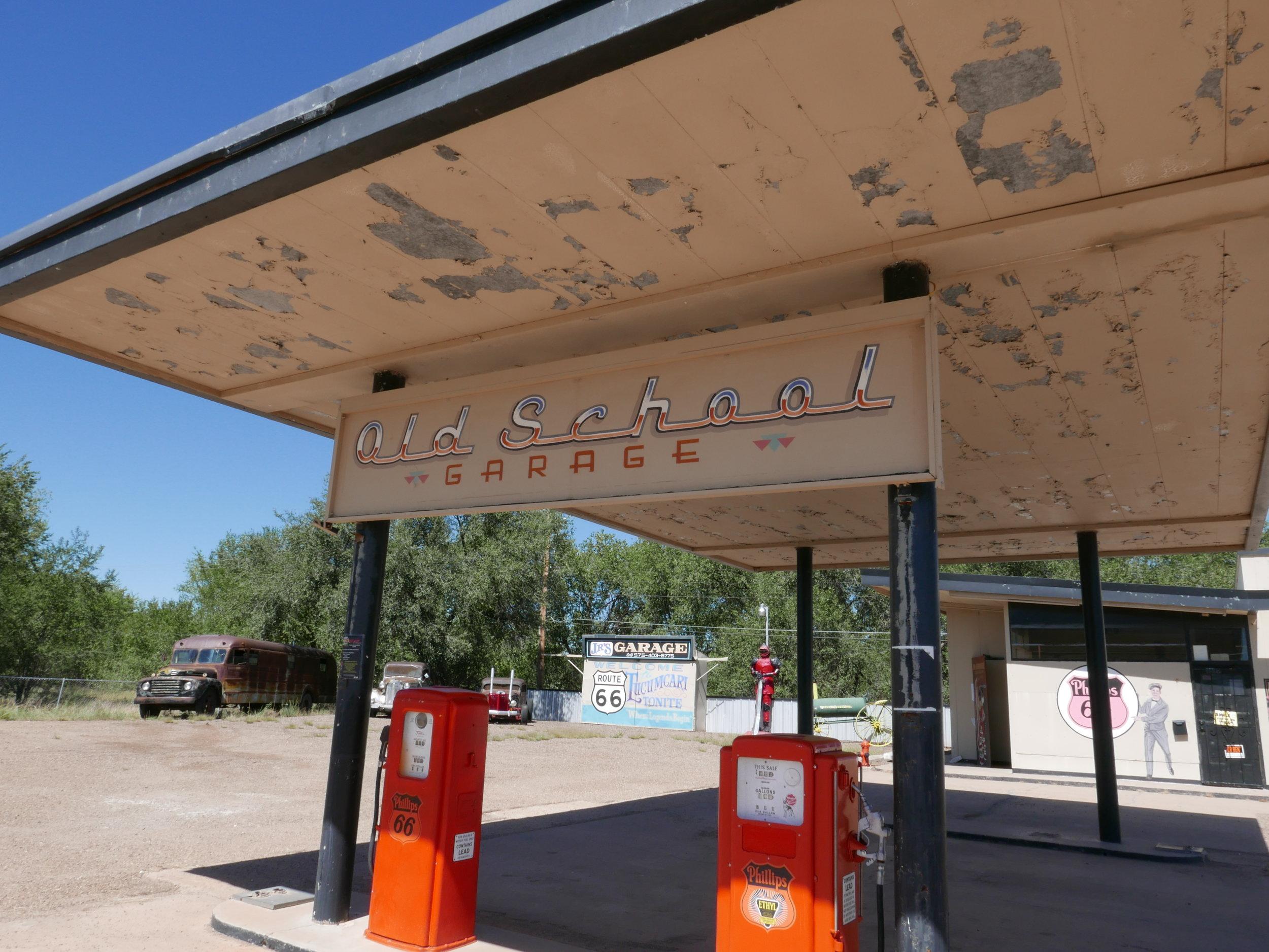 Tucumcari, New Mexico-- Rt 66