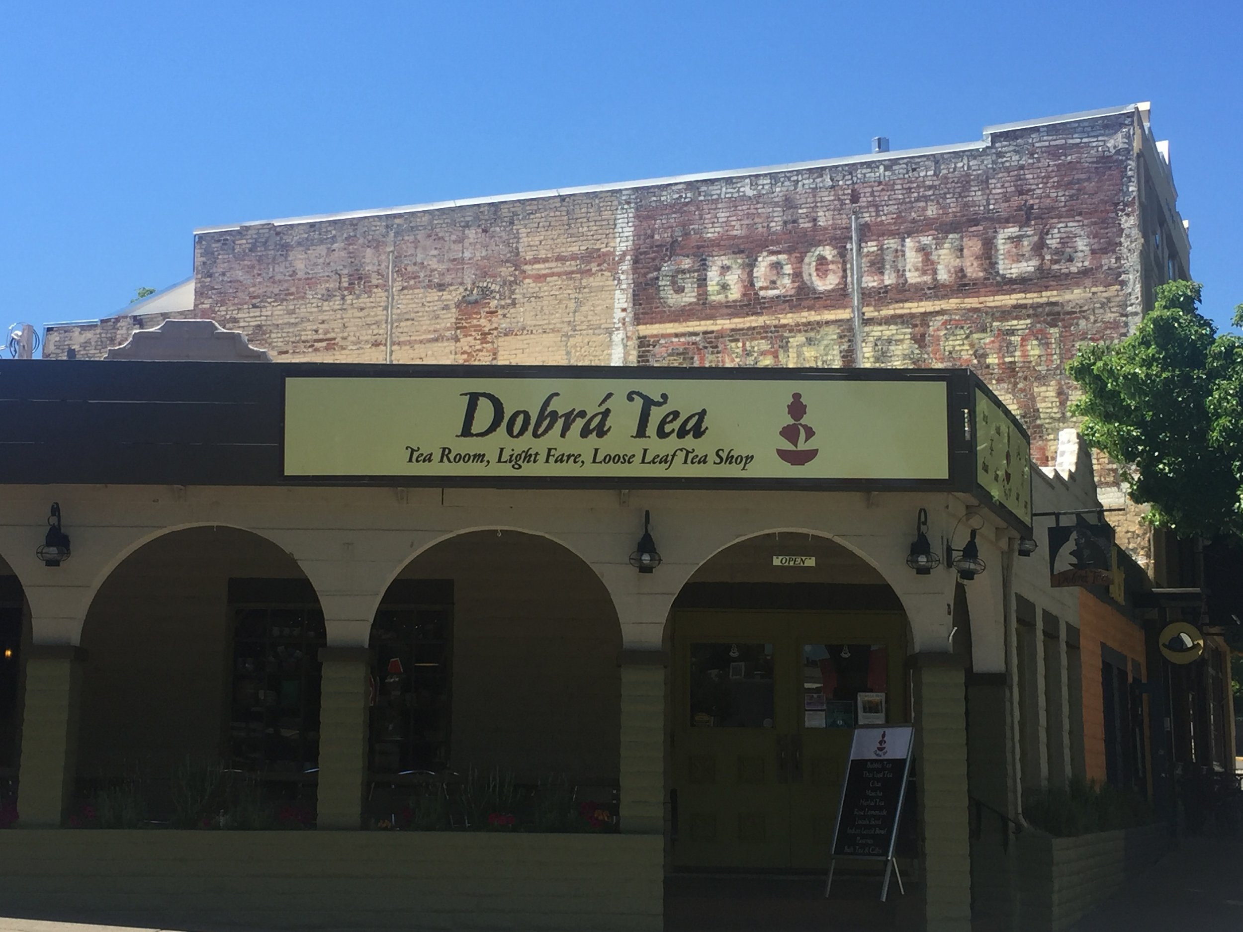 This Tea House is a must visit. Tristan and I had awesome Green tea from Dragonwell Plantation , China. I went to that plantation when I was in China and the tea we had here was perfect!