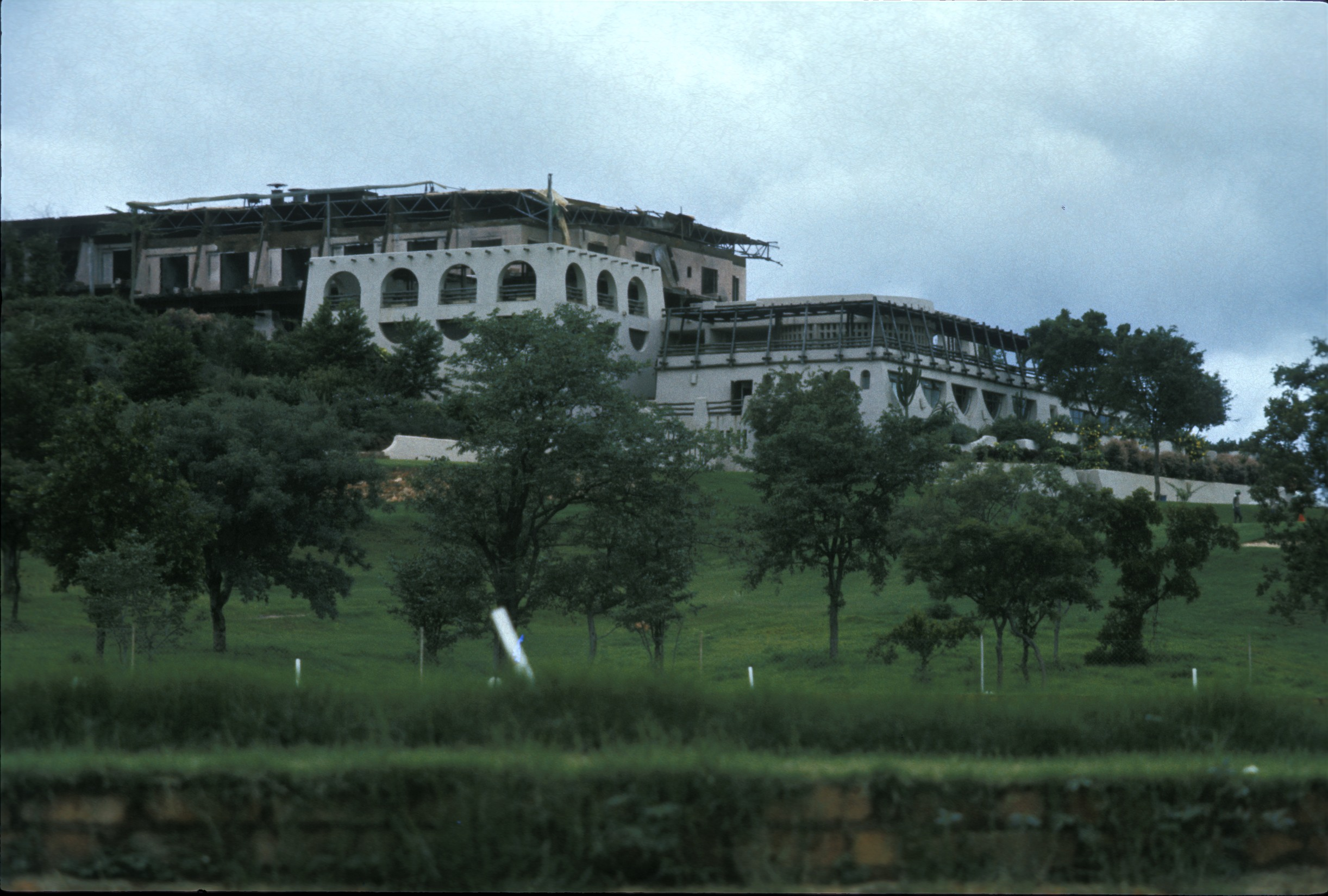 Elephant Hills Hotel ......closed then from a recent bombing.