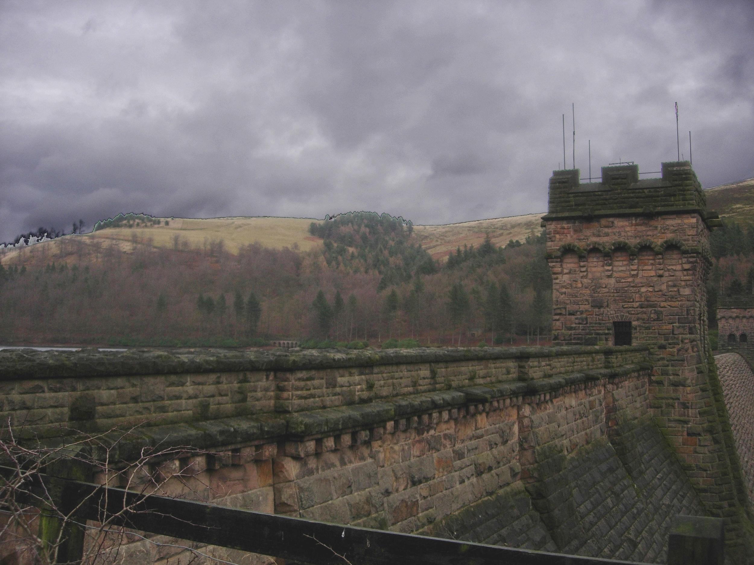 Sheffield Dam