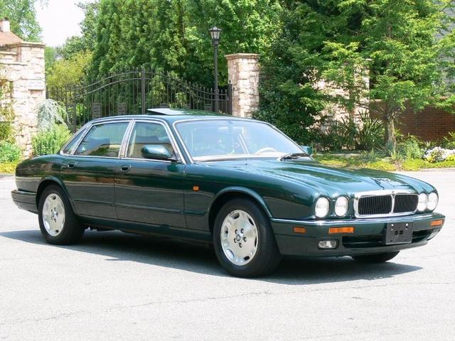 Jaguar XJ8 1995