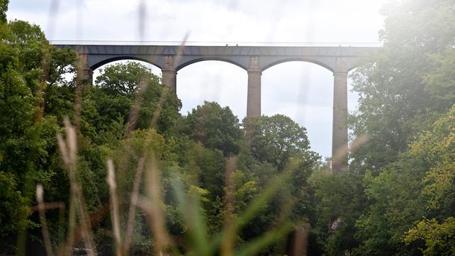 Pontcysylite viaduct- Wales