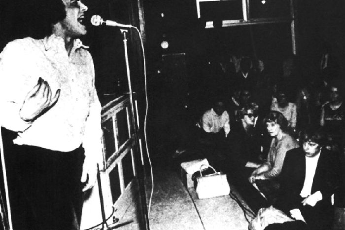 This is an old pic from The Telegraph of Joe playing at The Black Swan, Sheffield circa 1968. Some 2 years after that I went to hang out there after hours with a fantastic guitarist from Sheffield— Frank White— and who walks in but Joe Cocker. This was after Woodstock when he is now a superstar.