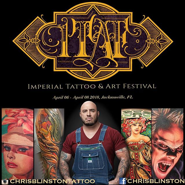 HAVE ONE SPOT LEFT FOR @imperialtaf_official Jacksonville FL convention Apr 6-8!! Interested? Email me at chrisblinston@gmail.com !!! #SEMPERFI #FAMILY #nevergiveup #inkmaster @spikeinkmaster  #spiketv #teamflorida #teamblinston @heliostattoo  @nohardfeelingstattoo @bigbrainomaha #bigbrain2 #southfloridatattoo #tattoo #florida_tattooer #tattedskin #realism #morefollowersmonday #boldwillhold #realismtattoo  #the_inkmasters #realistic @tattooers_of_florida @infiniteirons @cory_rogers @eternalink @steadfastbrand @tattooculturemagazine @tattoocollectors @tattoosocietymagazine @tattoolifemagazine @crazyytattoos @skinart_mag