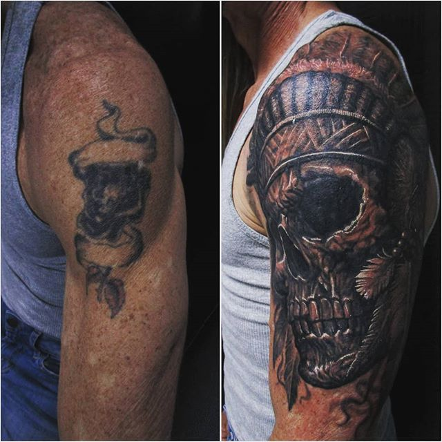 From the archives. . . . #ink #inkedgirls #tattoolife #tattooed #inked #inkwell #tattoist #inkedlife #tattoos #inklife #tattooedgirls #inkstagram #coveruptattoo #instatattoo #sleevetattoo #instaart #tattooart #tat #tattoo #inktober #tattooartist #instatag #tatts #inkedup #instagramanet #inkedgirl #inkaddict #bishopbrigade