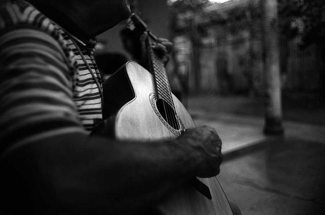Music in Havana Cuba