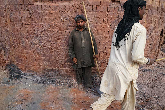 Brick Makers, Pakistan