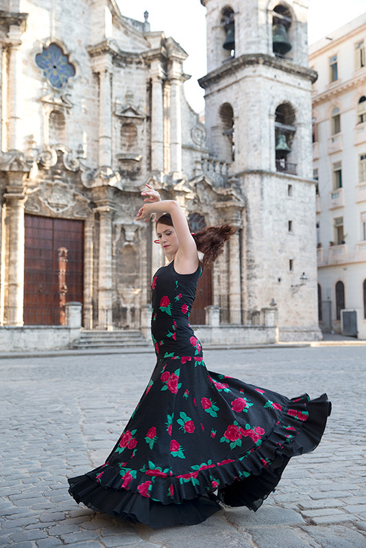 We will create images with a great group of Flamenco dancers. They have be come our friends and make each photograph great. The 15th century backgrounds make a once in a life time photograph.