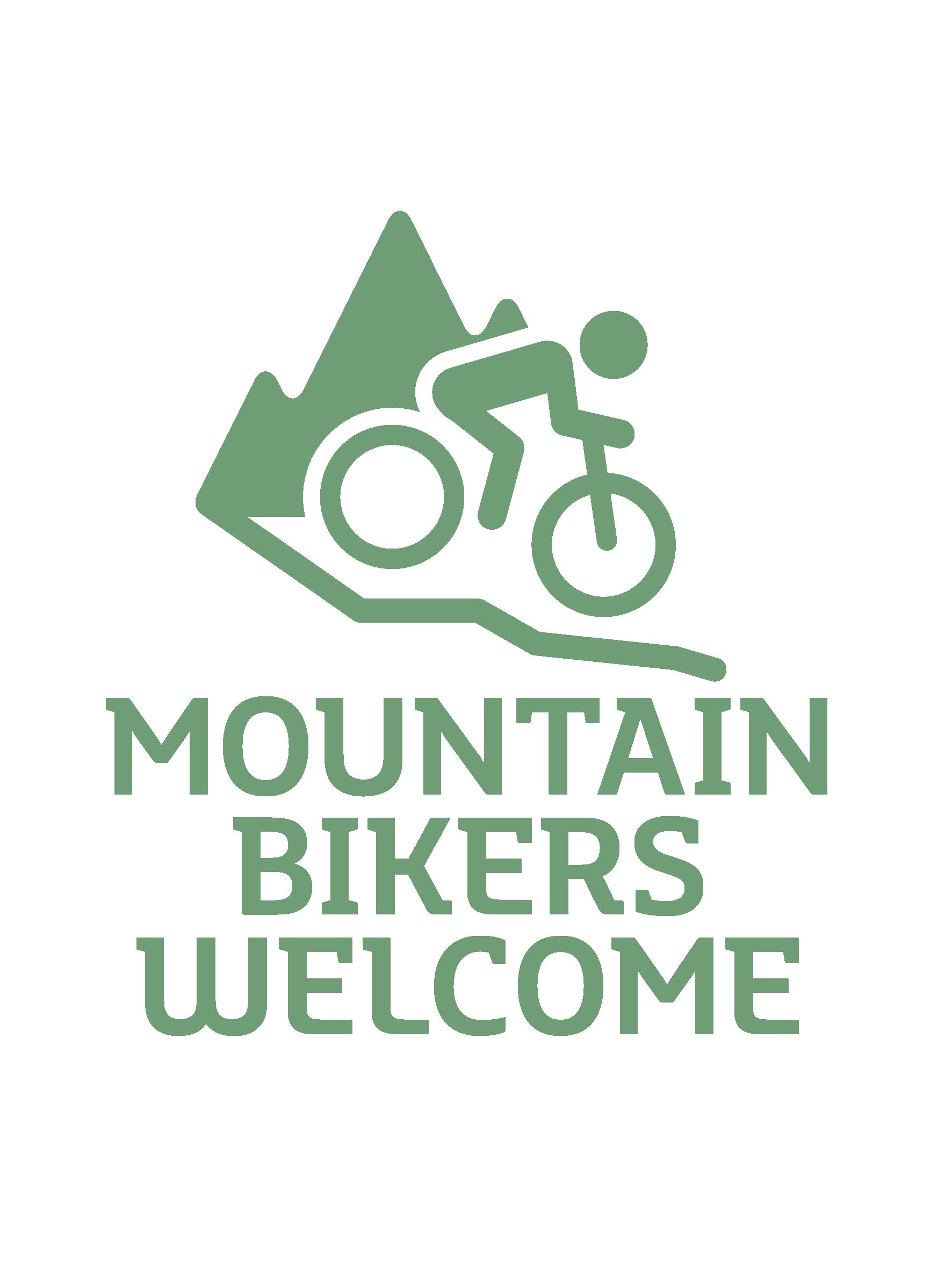 Mountain Bikers welcome.jpg