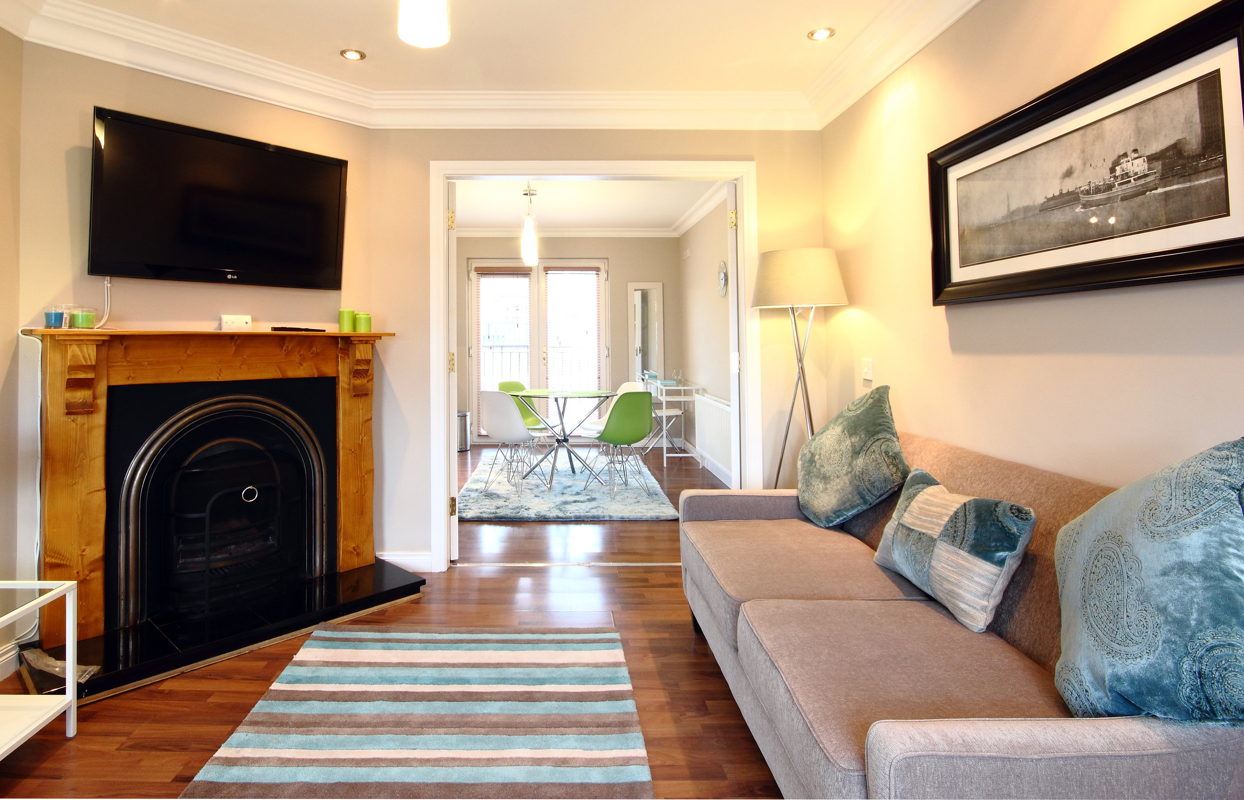 Self Catering accomodation in Dungannon