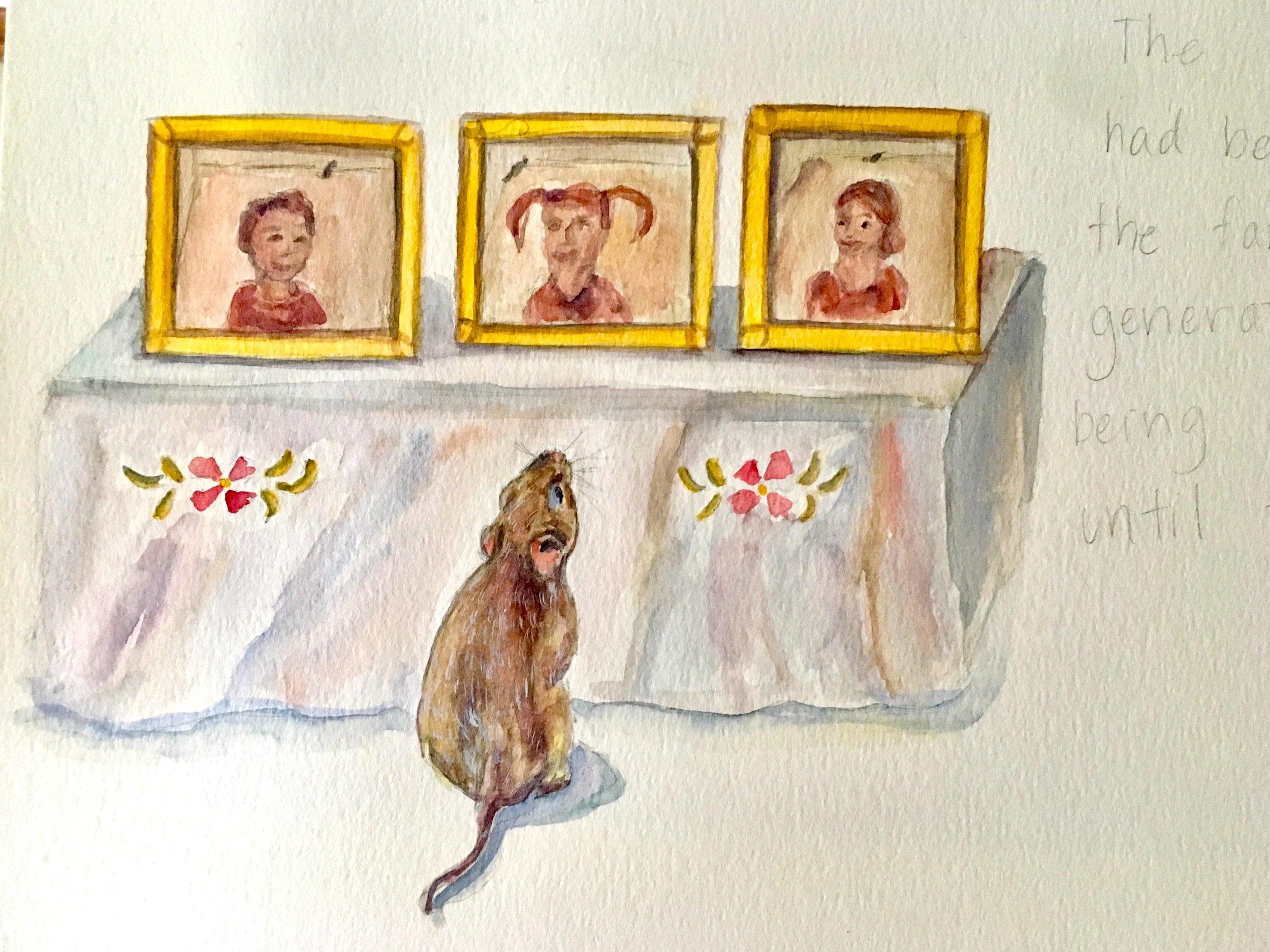 ratoncito looks at portraits.jpg