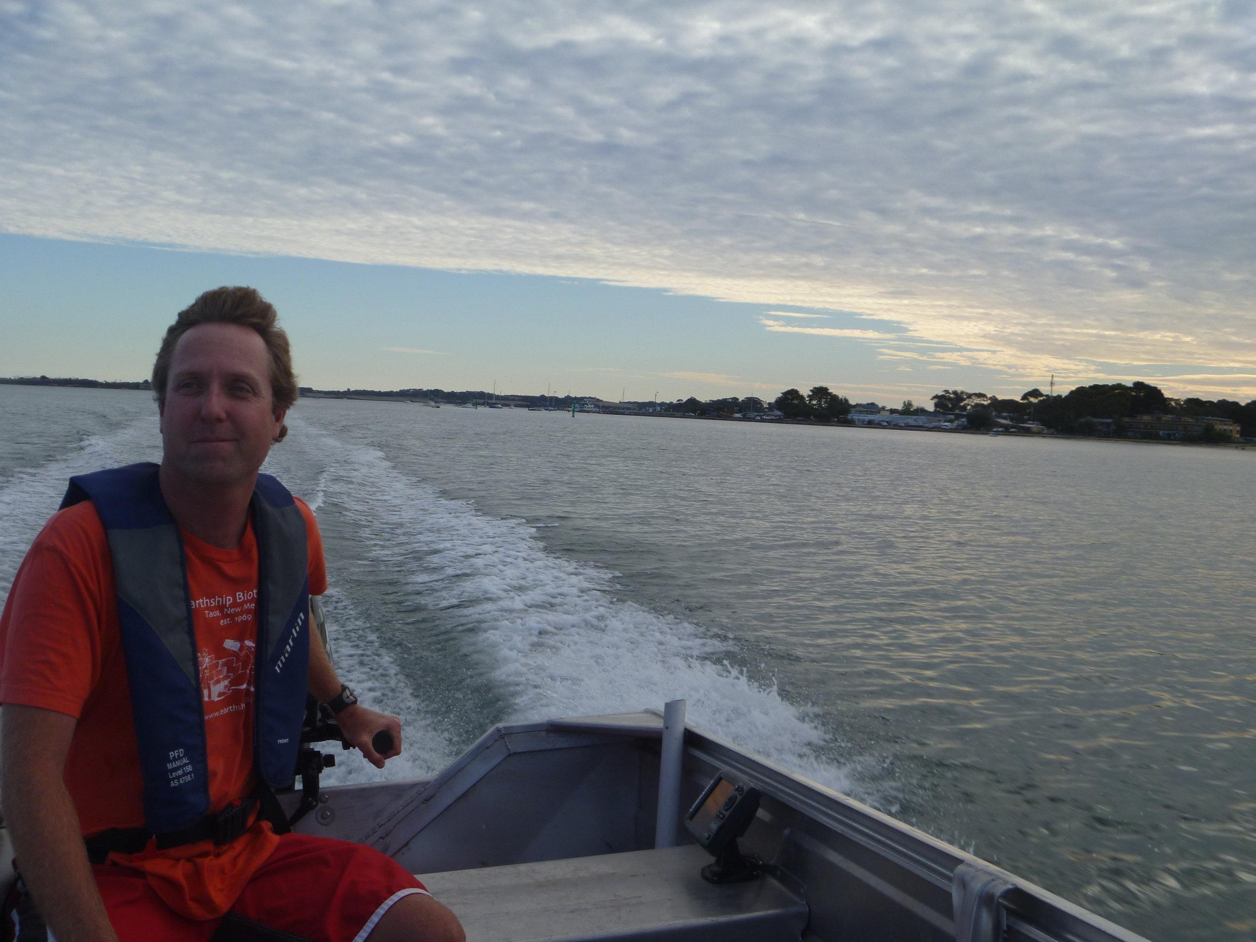 Lars in Westernport