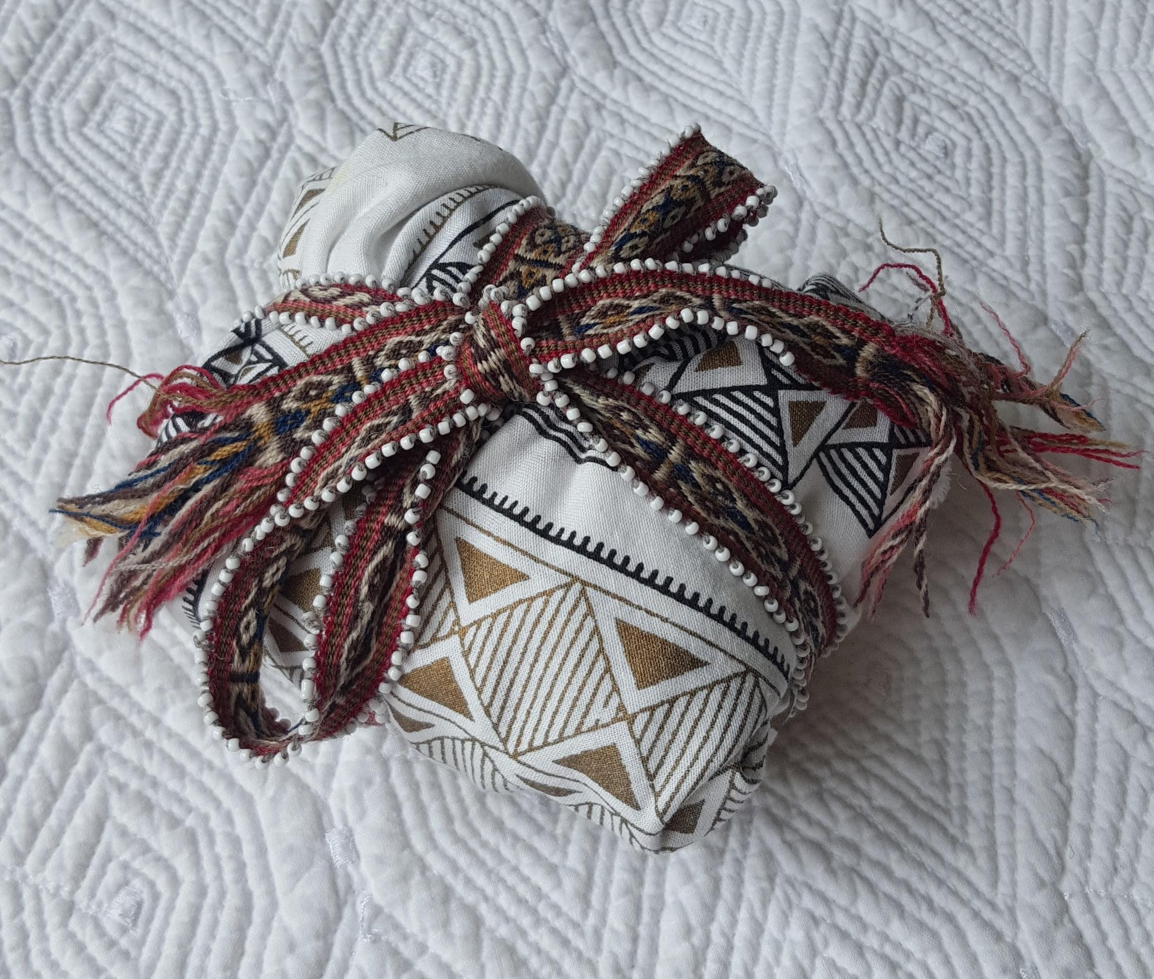 Wrapped Mesa Between Healings