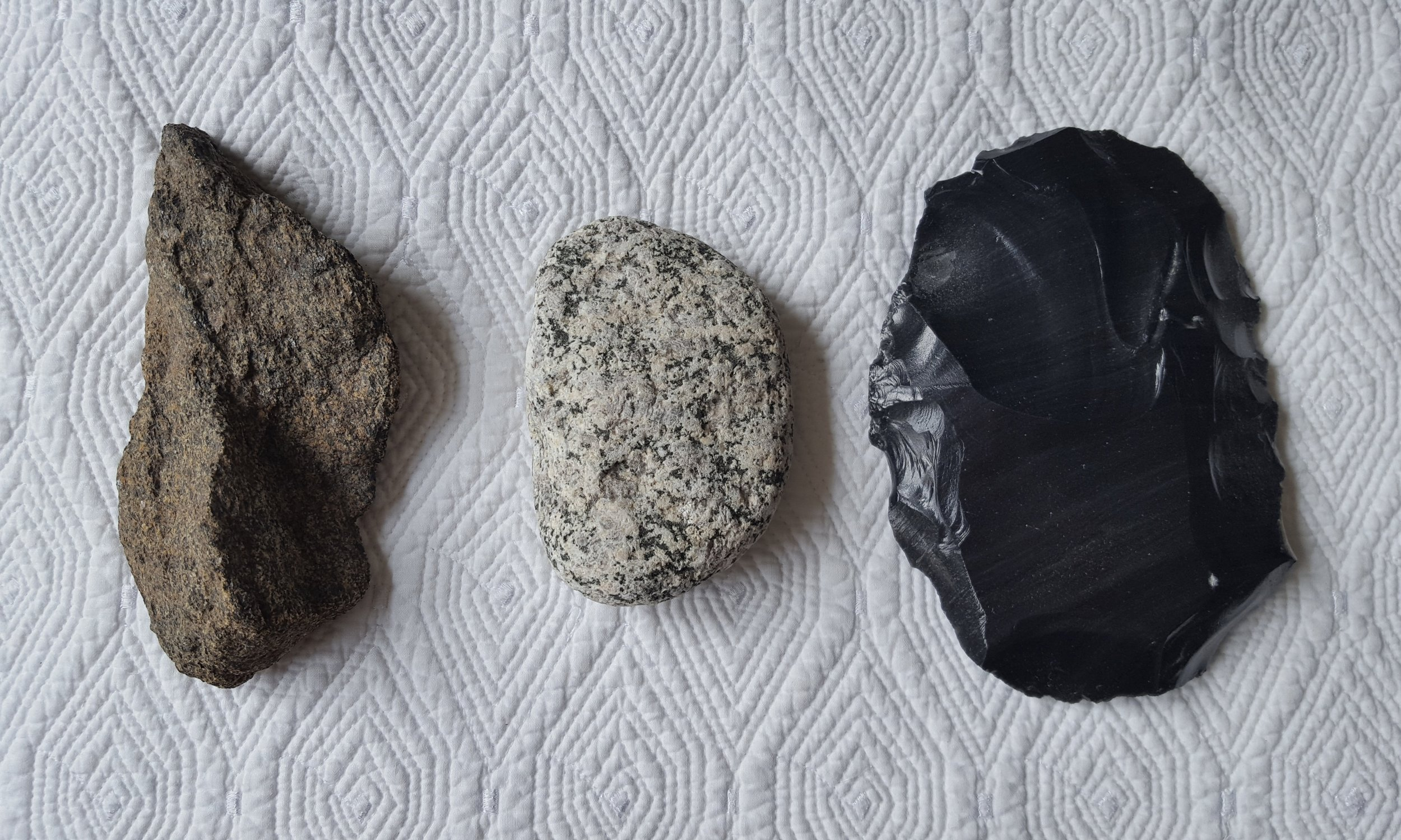 Grounding Stones for Healings