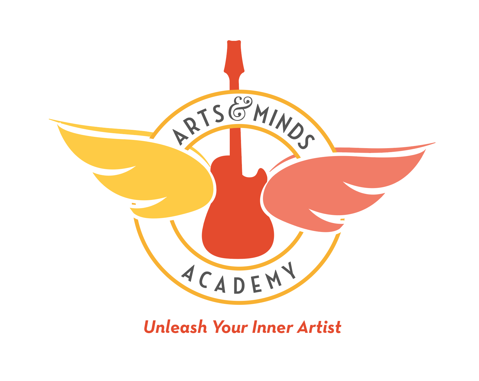 Arts & Minds Academy Logo