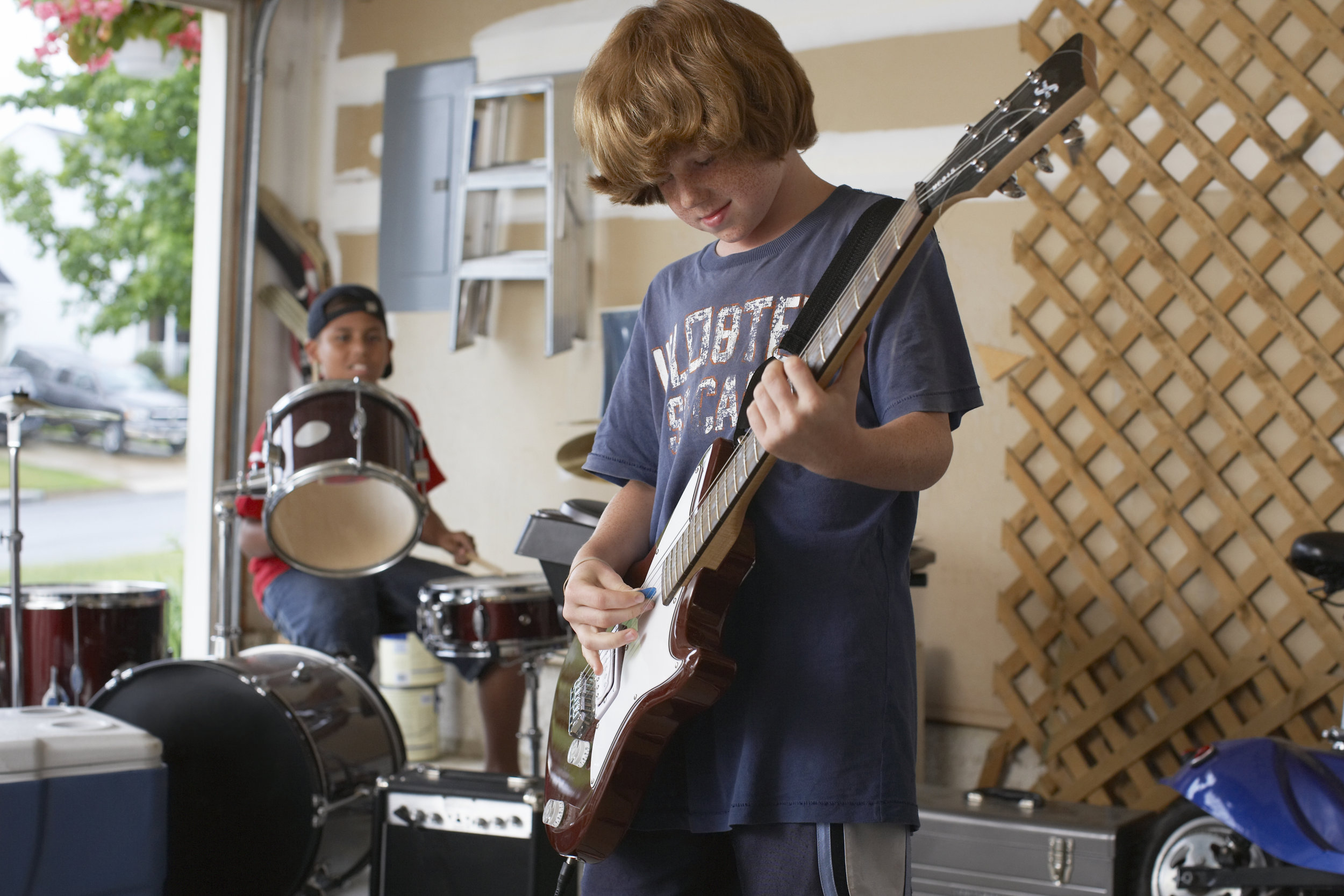 In Home Music Lessons in Springfield -