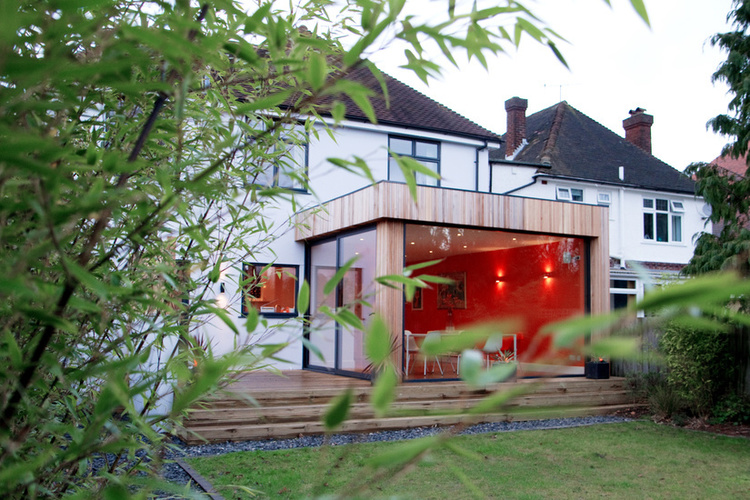 St John's Road 'House 1' - View Project