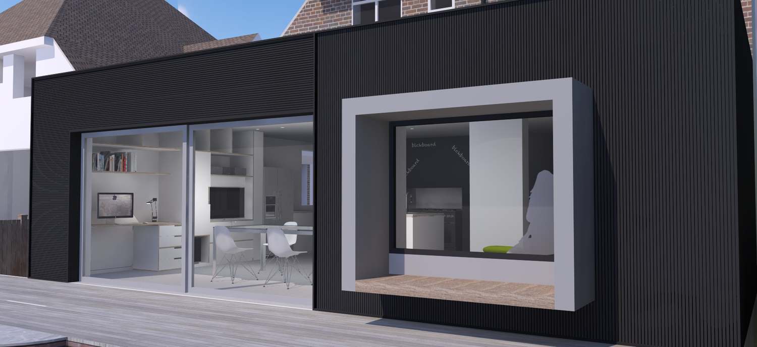 St John's Road 'House 2' - View Project