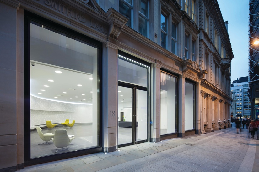 St Swithins Lane - View Project