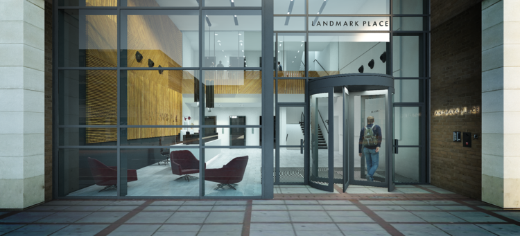 Landmark Place - View Project