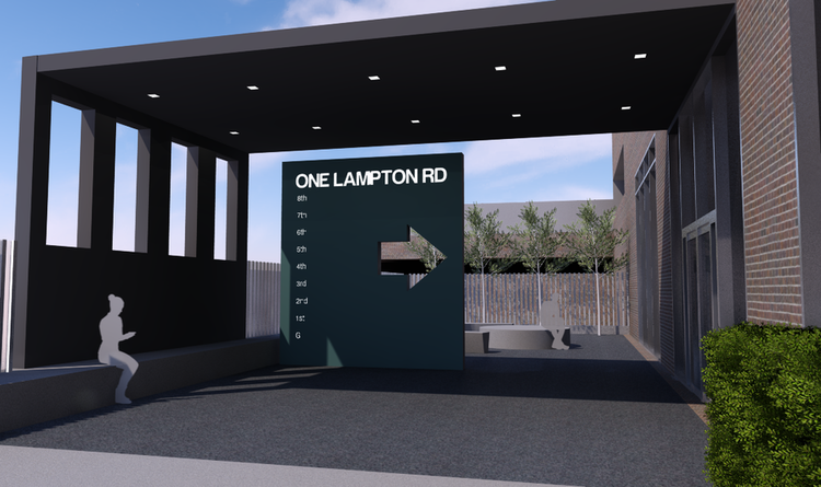 One Lampton-Road - View Project