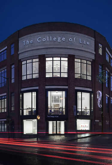 The College of Law - View Project