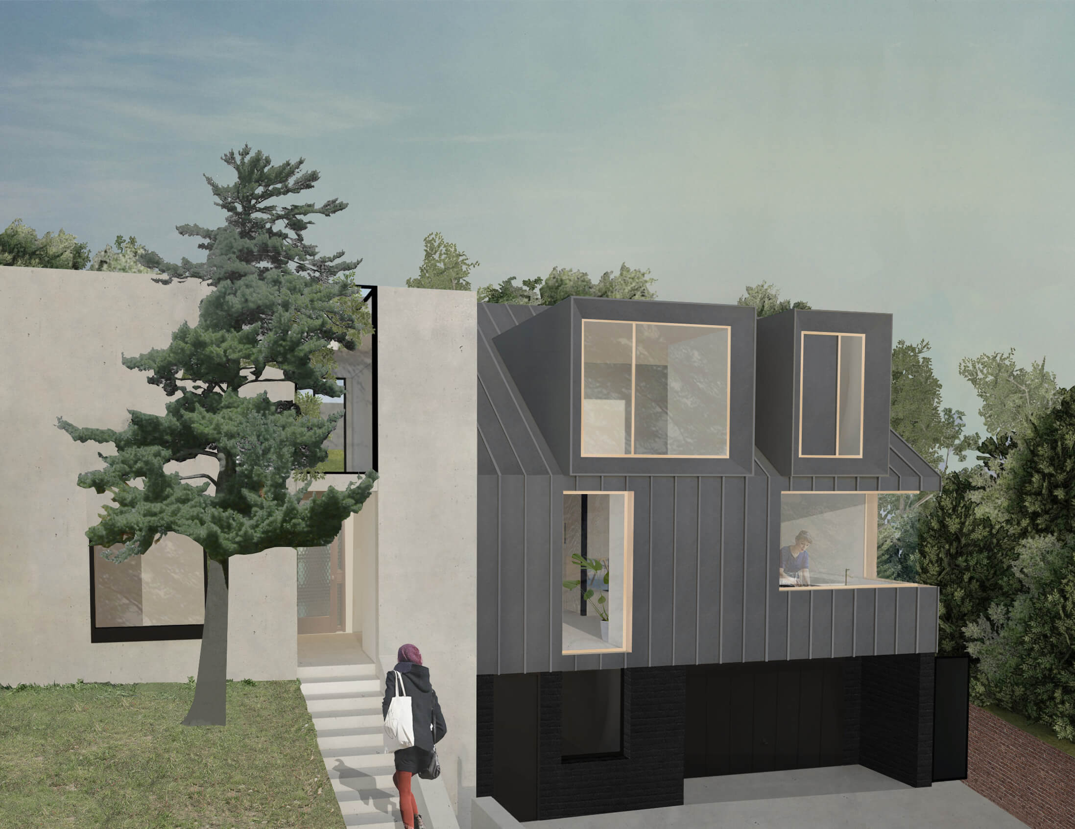 Yester Road - View Project