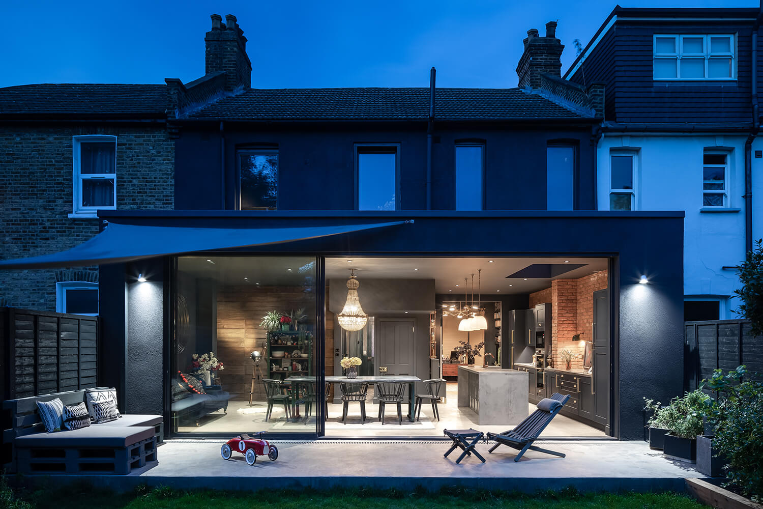 Springbank Road - View Project