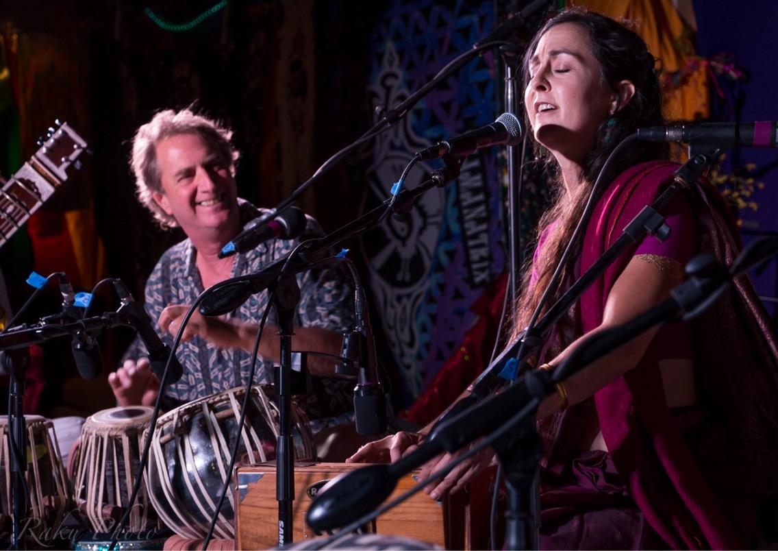 Kavita Kat Macmillan & Daniel Paul