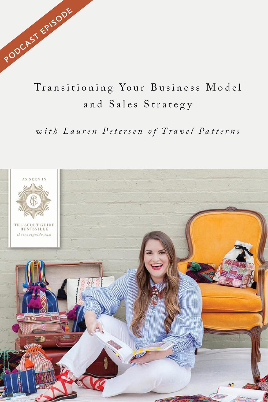 Travel Patterns Lauren Petersen Podcast