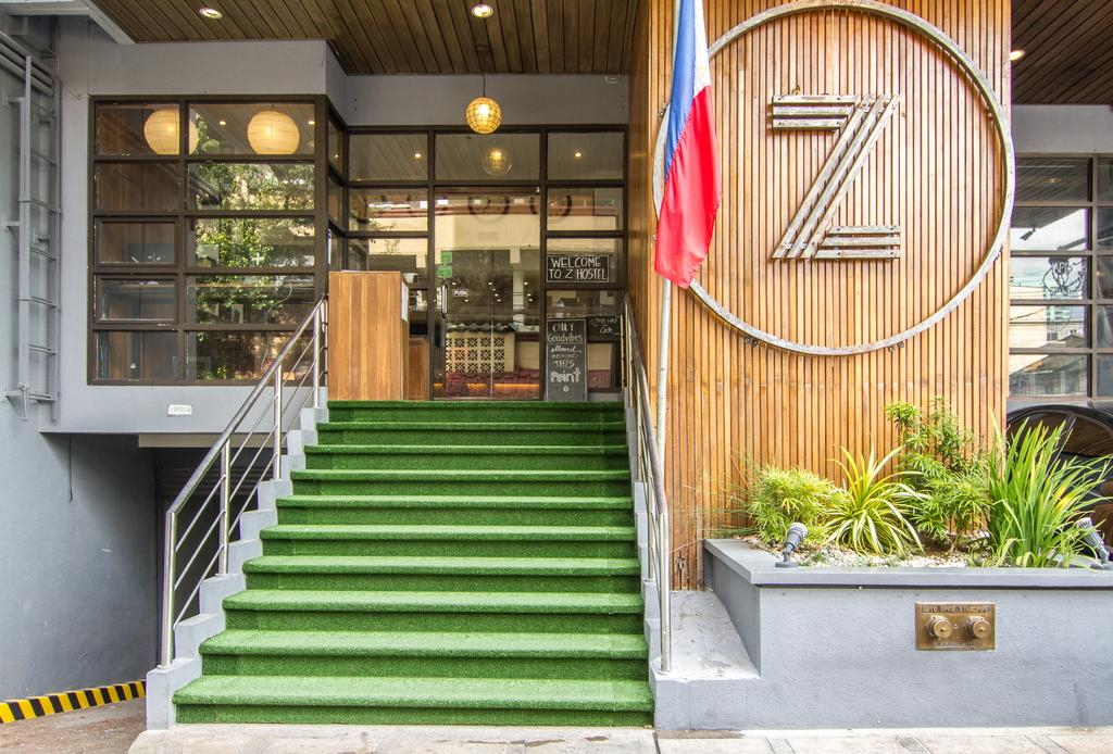 Travel Guide Manila - Z Hostel