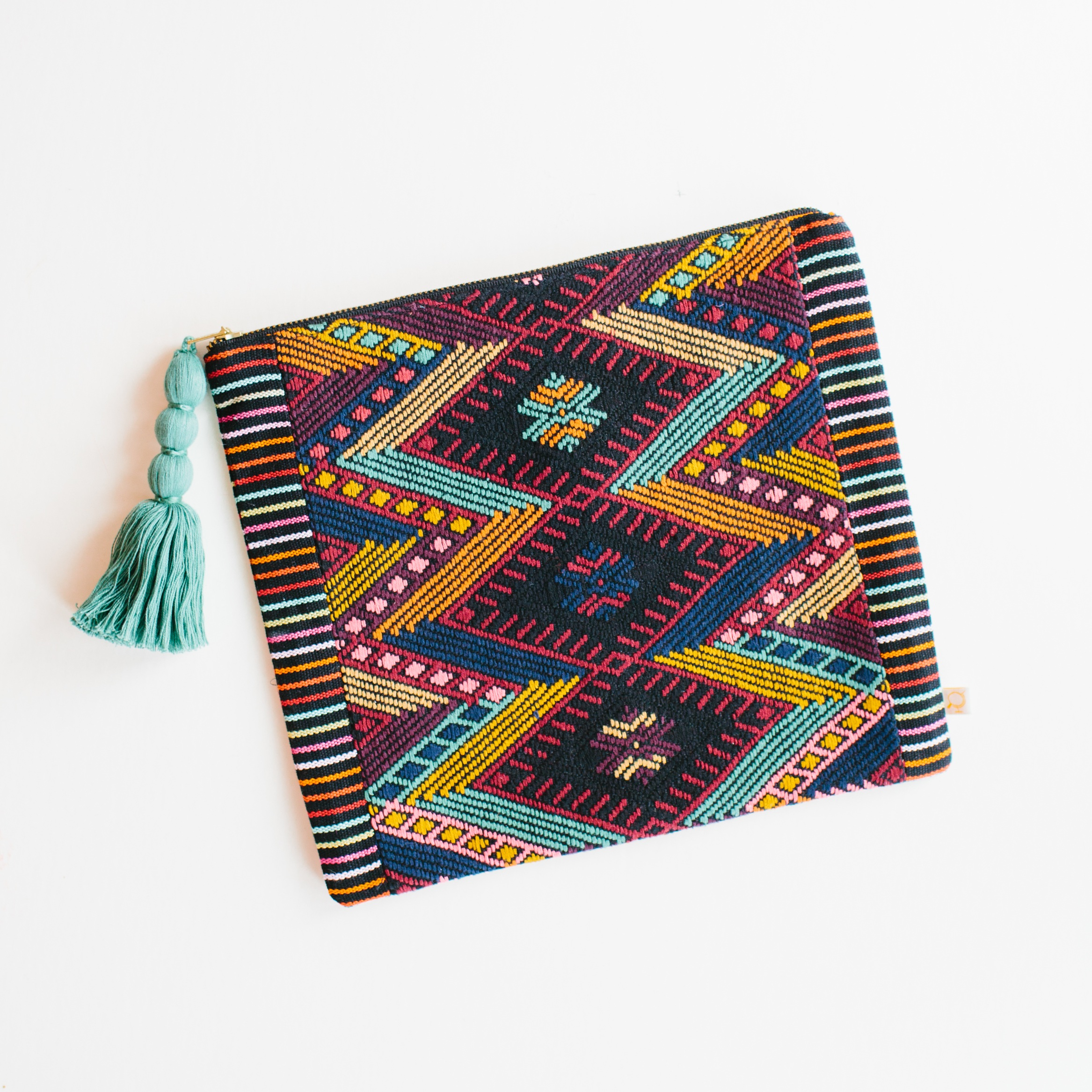 Chi-Chi Large Travel Pouch Clutch