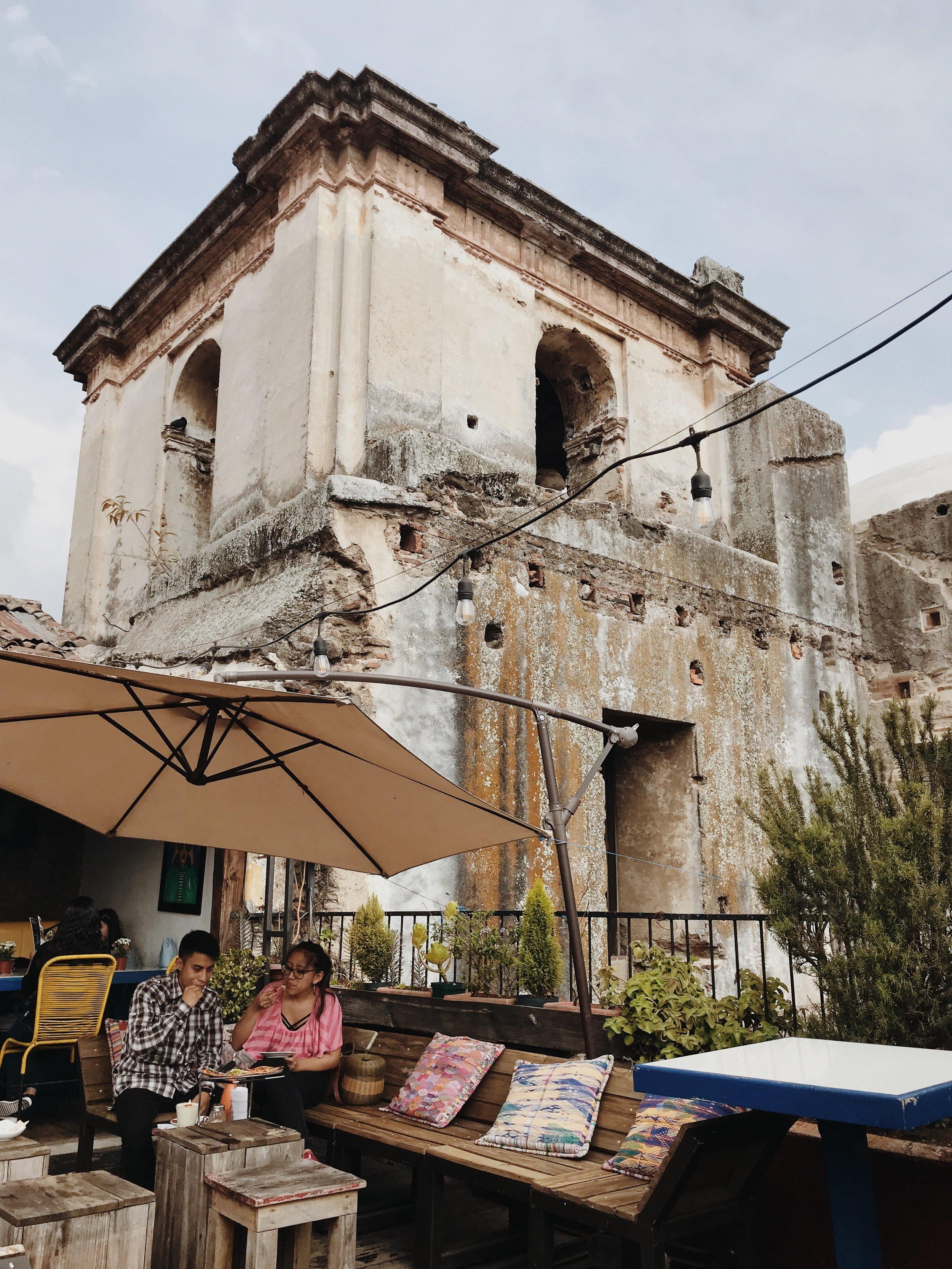 Where to Eat in Antigua Guatemala