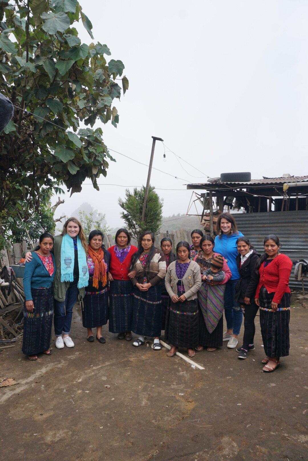 Travel Patterns Guatemala Artisan Weaving Partners