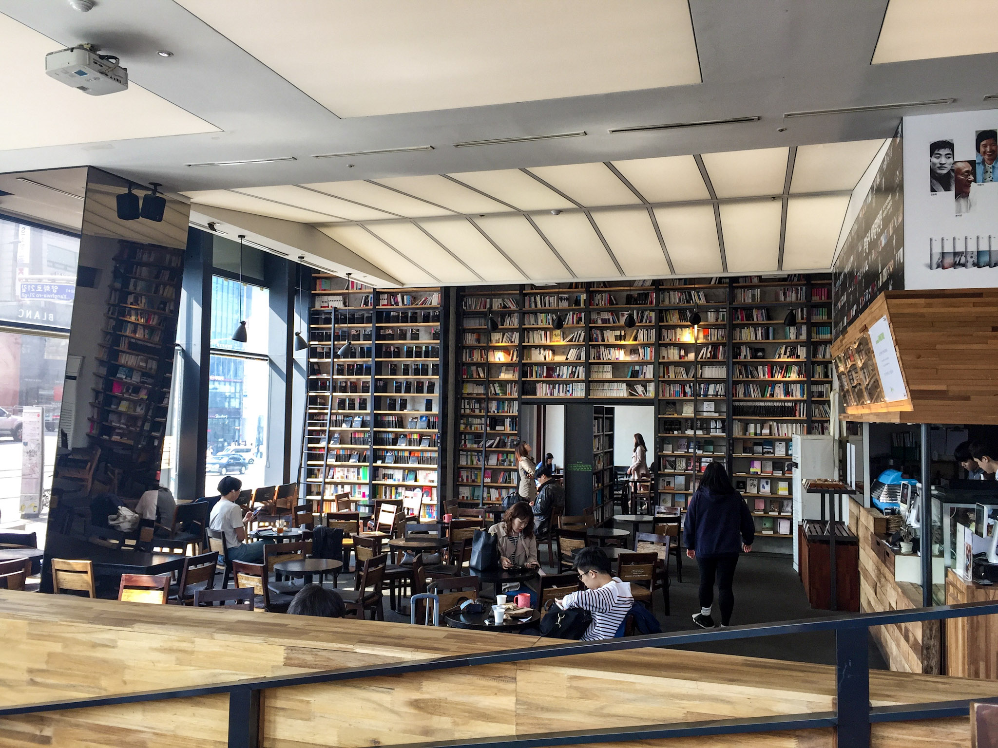 Seoul Cafe Book Shop