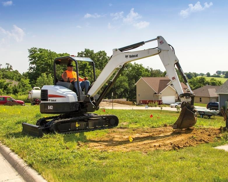 Mini Excavators -