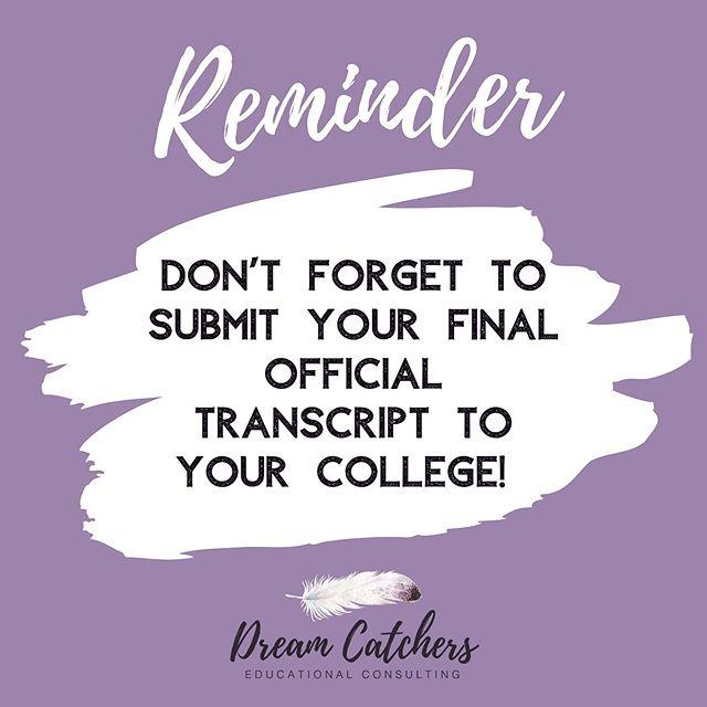 #CollegeBound #DreamCatchersEC #NativeStudents #NativeHigherEd