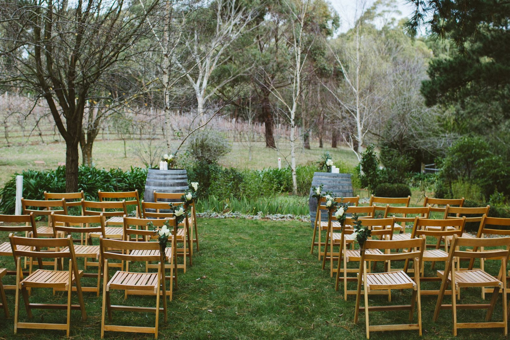 Mount Macedon Winery Wedding Venue Victoria