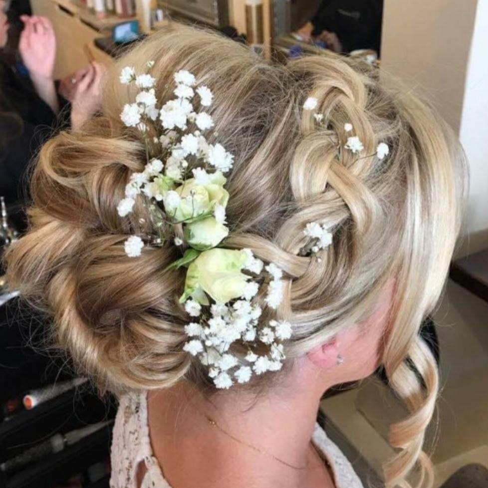 Wedding Hair | Barnets Bedford