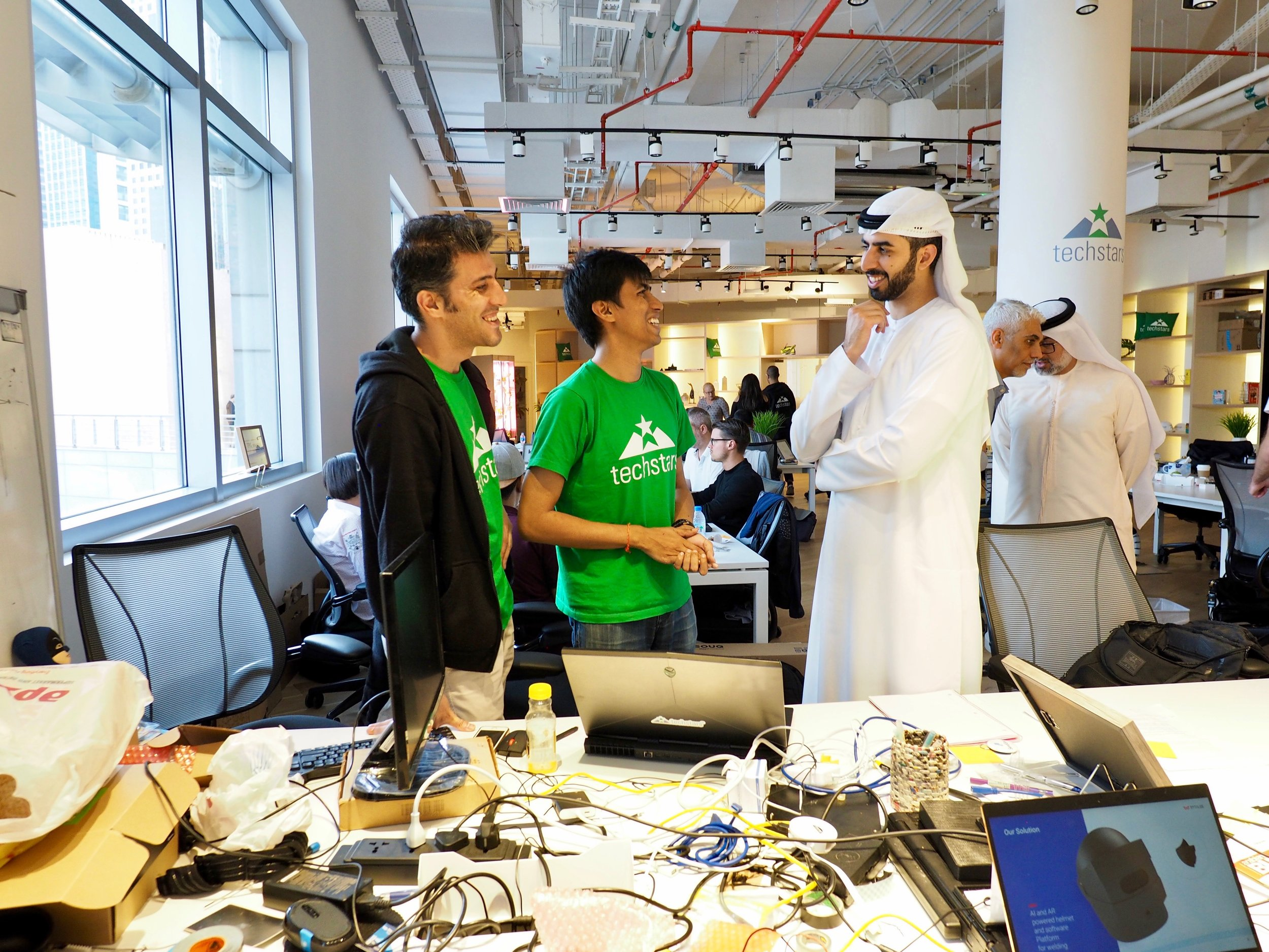 H.E. Omar Al Olama visit to Techstars.jpg