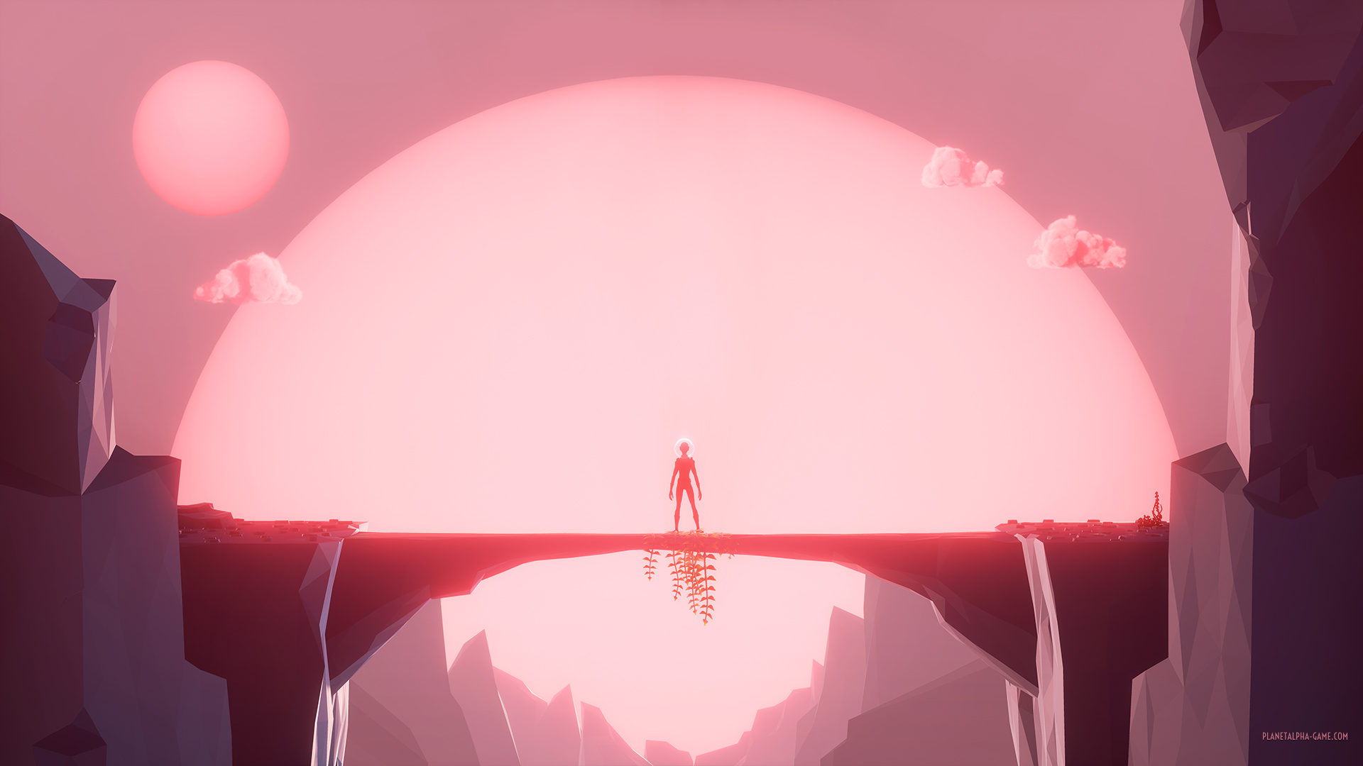 PLANET ALPHA   PLANET ALPHA is an adventure that takes place in a living alien world where you have the ability to control the day and night.