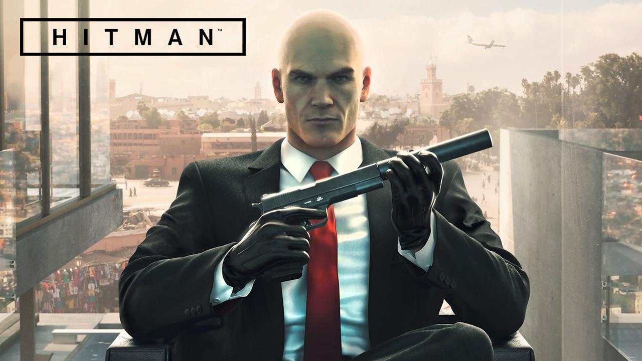 HITMAN  Xbox One, PS4, Pc IO Interactive 2016.