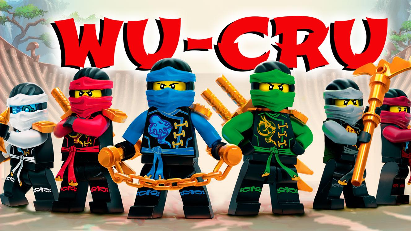 LEGO Ninjago: Wu-Cru  iOS, Android Cape Copenhagen 2016-17