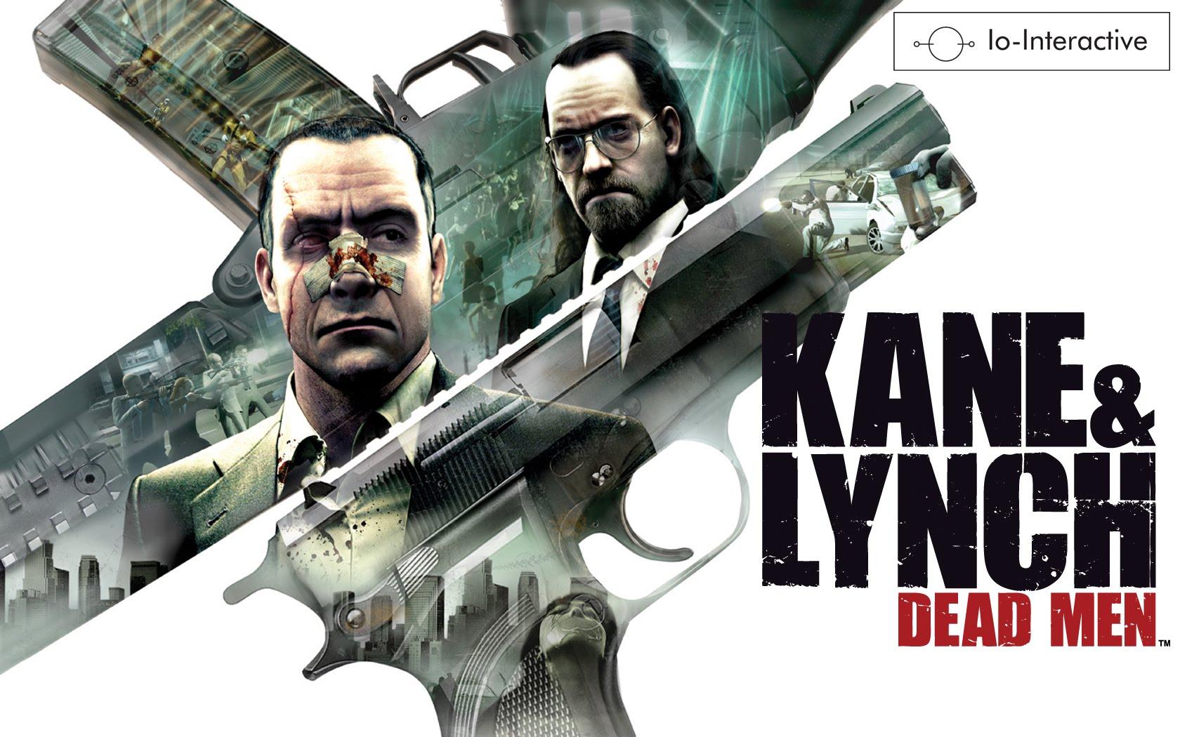 Kane & Lynch: Dead Men  Xbox 360, PS3, Pc IO Interactive 2007