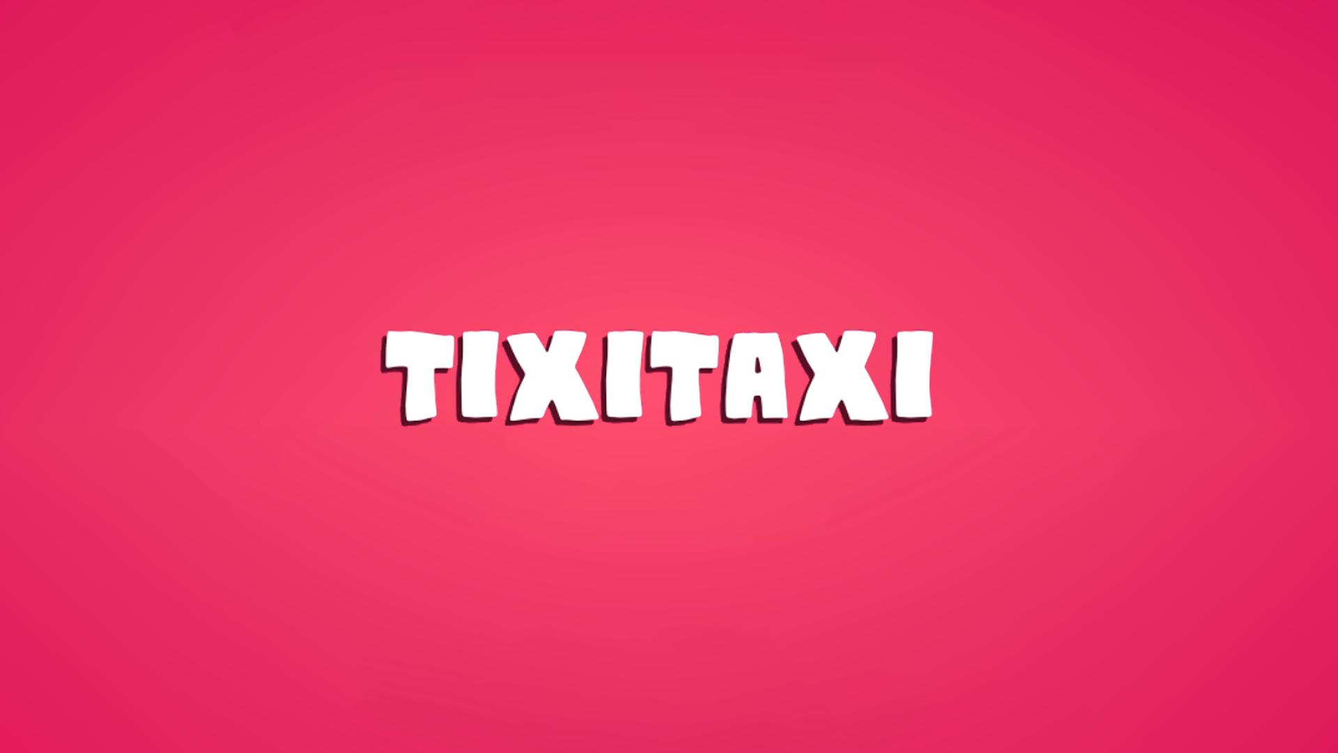 TixiTaxi   Can you help the TixiTaxis reach their goals?