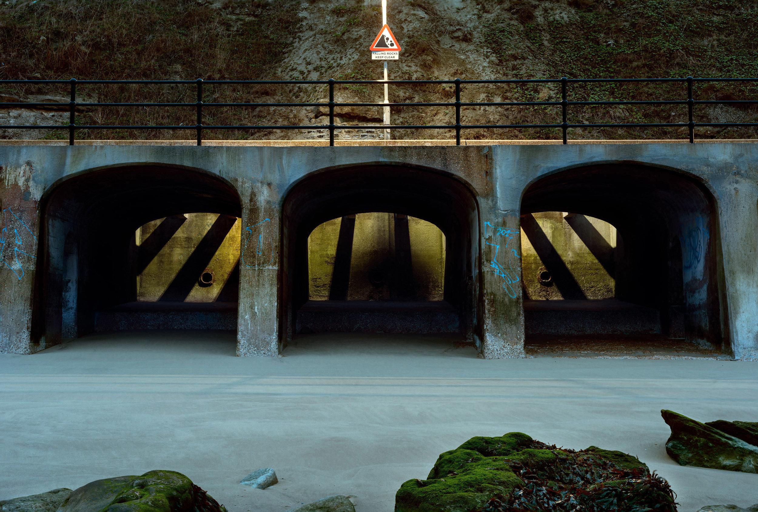 Folkestone Arches.